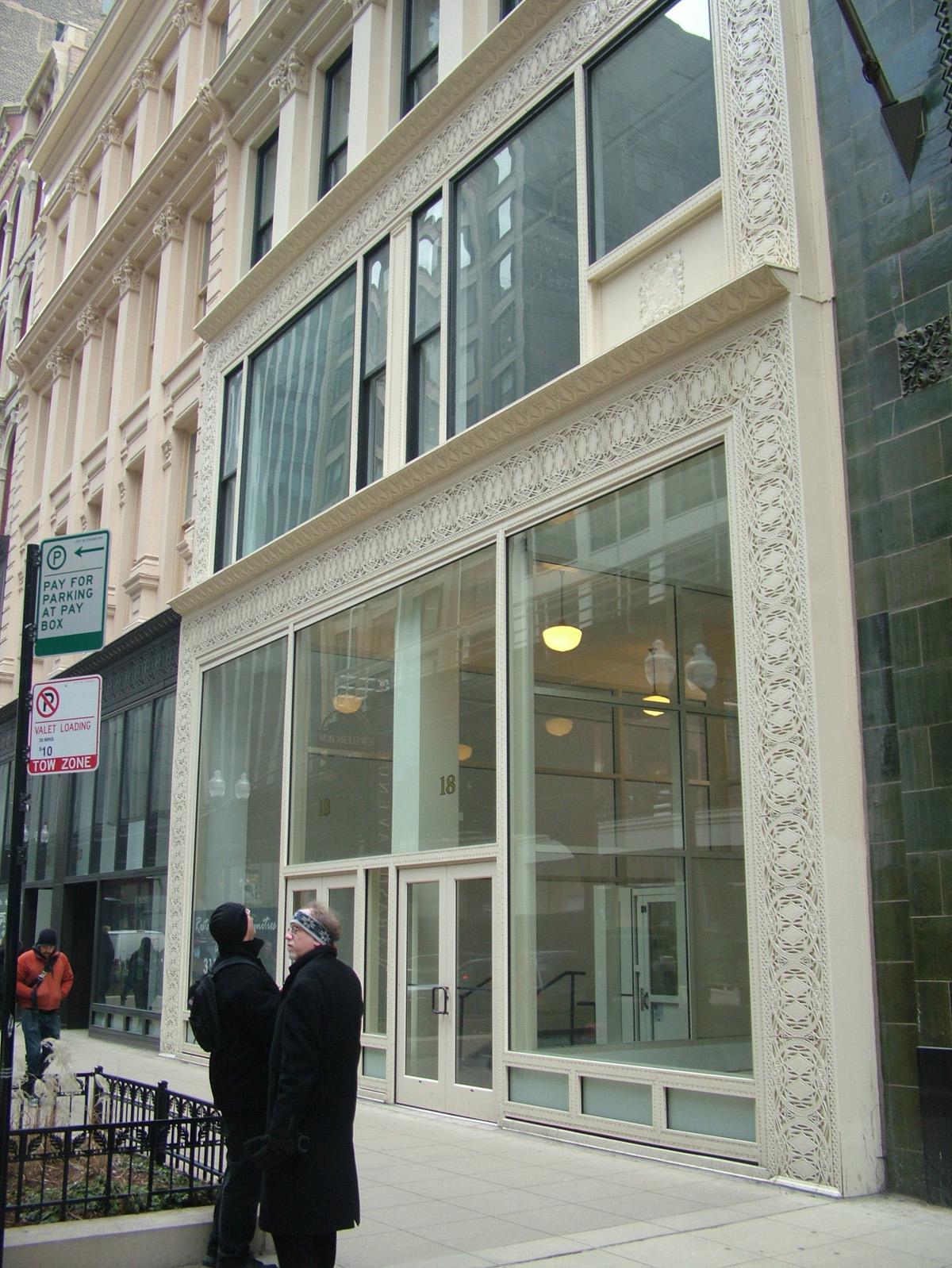Louis Sullivan Buildings Time Tells