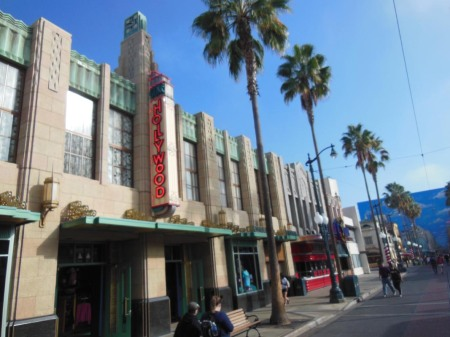 hollywood facades