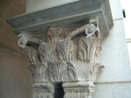 gothic acanthusS