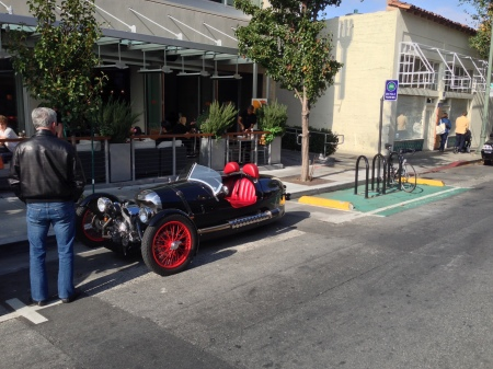 PA cool car