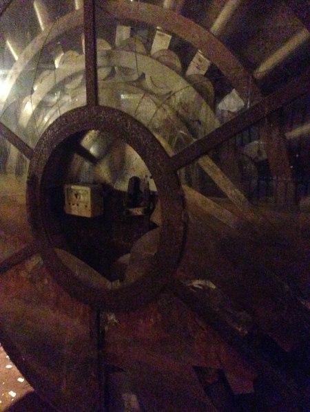 SIAB vault doorS