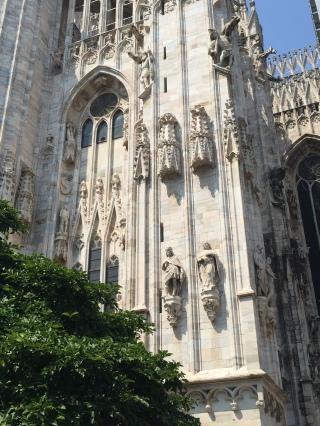 Duomo ext sculpt wdws